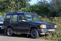 P135 KJH (Nivek.Old.Gold) Tags: 1997 land rover discovery tdi es auto 5door 2495cc ongarbridge