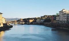 Arno river (Strunkin) Tags: arno river florence italy