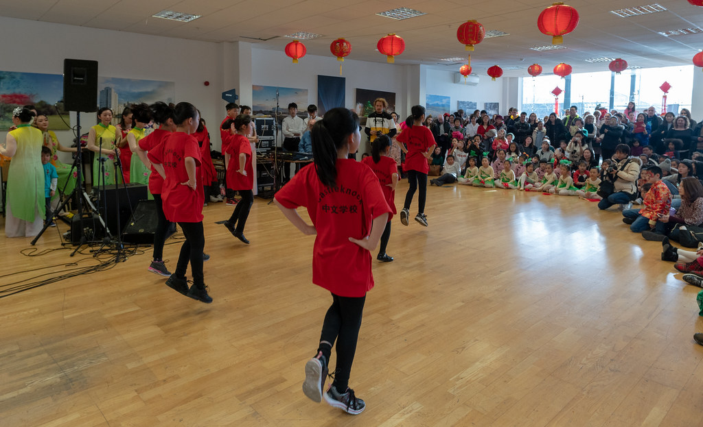 YEAR OF THE PIG - LUNAR NEW YEAR CELEBRATION AT THE CHQ IN DUBLIN [OFTEN REFERRED TO AS CHINESE NEW YEAR]-148936
