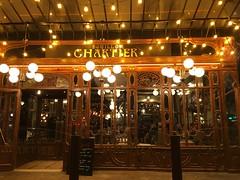 Bouillon Chartier, ex restaurant Montparnasse 1900 - Boulevard du Montparnasse, Paris VIe (Yvette G.) Tags: belleépoque artnouveau bouillonchartier montparnasse1900 restaurant paris6 paris