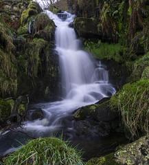 Costy Clough (l4ts) Tags: landscape lancashire forestofbowland aonb whitendale costyclough waterfall longexposure circularpolarisingfilter