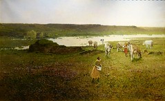 Heather (Bosc d'Anjou) Tags: italy milan gallerieditalia cariplofoundation heather achilleformis