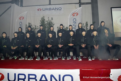 Prorace-Urbano Cycling Team (154)