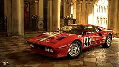 1984 Ferrari GTO (chumako@bellsouth.net) Tags: scapes gtsport gaming playstation ps4 italian cars vintage red 1984 gto ferrari