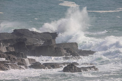 Lizard Point waves (SKAC32) Tags: cornwall swengland lizardpoint rocks waves spray atlanticocean englishchannel
