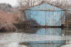 abandoned boat storage (gvbtom) Tags: abandoned lake old rusty summitcounty