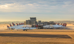 Early morning in ATL (ruifo) Tags: nikon d850 nikkor 50mm f12 ais landing hartsfield jackson atlanta international airport atl katl early morning golden hour ga georgia usa airplane aircraft aeronave avion avión aviao avião aviacion aviación aviacao aviação aviation spotting spotter aerial aerea aérea delta airline airlines air line lines