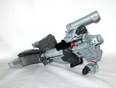 megatron transformers masterpiece mp 36 takara tomy 2017 27 (tjparkside) Tags: megatron transformers g1 series 1 1984 hasbro masterpiece mp 36 takara tomy 2017 transformer 2018 tf tak decepticon decepticons cartoon movie collector collectors card alternate face faces blaster pistol destron leader energy mace chain laser dagger sword key vector sigma faceplate smile crying damage damaged scope stock silencer walther p38 p 38 normal chest headgear nuclear charged fusion cannon