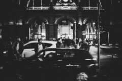 Moments in space and time (mripp) Tags: street blackandwhite urban night streetshot igstreet streetshooter streetlife streetgrammer urbanphotography streetvision urbanaisle streettogether streetleaks aspfeatures inpublicsp lensonstreets capturestreets fromstreetswithlove streetphotoclub urbanshot storyofthe