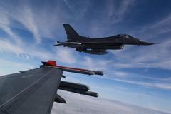 F-16 Fighting Falcon (aeroman3) Tags: 180fw 180thfighterwing 180thfw stingernation ohioairnationalguard airmen airnationalguard ang totalforce interoperability cocoabeach florida unitedstates us