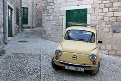 Day 365 (material grrrl) Tags: 365 street sutivan brac island dalmatia croatia car reto vintage outdoor