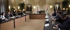 جلالة الملك عبدالله الثاني يلتقي عددا من الكتاب الصحفيين في قصر الحسينية (Royal Hashemite Court) Tags: جلالة الملك عبدالله الثاني يلتقي عددا الكتاب الصحفيين قصر الحسينية his majesty king abdullah ii meets with number local media figures husseiniya kingabdullahii kingabdullah