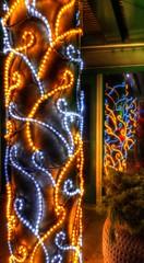 pillar of light (JoelDeluxe) Tags: rol riveroflights abq biopark nm december 2018 albuquerque biological park pnm light display colors lights sculptures fantasy newmexico hdr joeldeluxe