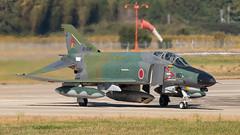 RF-4EJ 67-6380 501 Squad 10-18-1597 (justl.karen) Tags: japan 2018 jasdf hyakuri f4 rf4ej 501squadron ibaraki