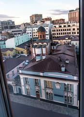 Вид из окна (raymond_zoller) Tags: canonef24105mmf4lisusm canoneos6dmarkii fenster moskau prozor window москва окно прозор ფანჯარა