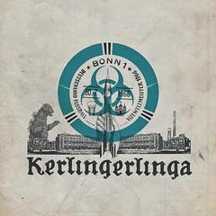 Kerlingerlinga Bonn 1 : Irregular Frequency  HMK Archive : #sharkthang (Howdy, I'm H. Michael Karshis) Tags: collage art hmkarchive hmichaelkarshis sharkthang 1966 godzilla