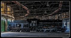 MAV_411.118_Hungarian Railway Museum_Magyar Vasuttorteneti Park_Budapest_Hungary (ferdahejl) Tags: mav 411118 hungarianrailwaymuseum magyarvasuttortenetipark budapest hungary dslr canondslr canoneos800d