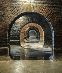 Cisterna Romana (Siaht96) Tags: italy citerne eau romaine marches antique
