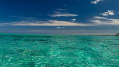 Blue water of Indian ocean (wanderdays.eu) Tags: mauritius indian ocean turquoise water