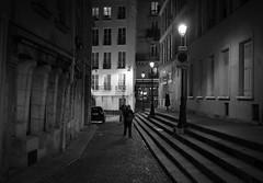 (numéro six) Tags: rue rua calle street urban urbano urbain noiretblanc pretoebranco whiteandblack blackandwhite paris france