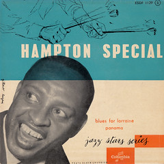 Lionel Hampton - Hampton special 45rpm (oopswhoops) Tags: vinyl 45rpm jazz hampton swing blues columbia