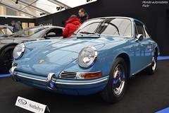 Porsche 911 Coupé 1964 (Monde-Auto Passion Photos) Tags: voiture vehicule auto automobile porsche 911 coupé bleu blue sportive rare rareté ancienne classique légende collection vente enchère sothebys france paris vauban