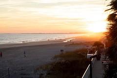 Folly Beach, South Carolina (Golfer Chris) Tags: canon canoneos5dmarkiv canon5d4 canon5div eos beach follybeach southcarolina travel carolina sunset