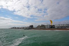 2018_08_15_0022 (EJ Bergin) Tags: sussex westsussex worthing beach seaside westworthing sea waves watersports kitesurfing kitesurfer seafront lewiscrathern