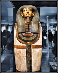 Ancient Egypt Rediscovered Gallery now open (FotoFling Scotland) Tags: ancientegyptrediscoveredgallery nationalmuseumofscotland edinburgh egypt artifacts eqyptology museum
