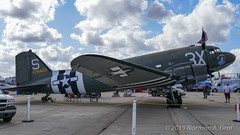 "Douglas C-47 Skytrain ""What's up Doc?"" (Norman Graf) Tags: douglas whats up doc aircraft airshow c47 airplane 2017mcasmiramarairshow whatsupdoc 3x 4476423 476423 cargo dc3 dakota n60154 plane skytrain wwii warbird"
