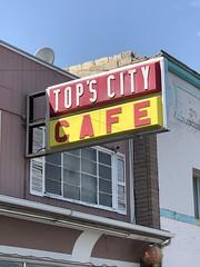 TOP'S CITY CAFE DELTA UTAH