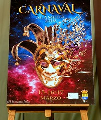 Cartel Carnaval 2019-Alameda(Málaga) (lameato feliz) Tags: carnaval cartel alameda málaga carnavaldealameda