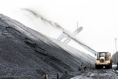 de Hemwegcentrale Amsterdam (JaapWoets) Tags: amsterdam hemwegcentrale kolen kolencentrale nuon obo stelt terminal terragator2104 obabulk noordholland milieu co2 sluiting elektriciteitscentrale