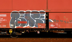 Graffiti on Freights (wojofoto) Tags: graffiti amsterdam nederland netherland holland freighttraingraffiti freighttrain fr8 freights vrachttrein cargotrain wojofoto wolfgangjosten reaze