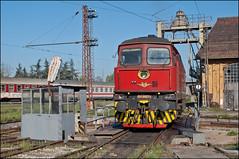 07087, Varna (BG), 02/05/10 (bontybermo402) Tags: bdz varna 07087 ludmilla
