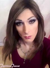 All By My Selfie (jessicajane9) Tags: tg crossdresser tgurl feminised tranny crossdress tv xdress trans m2f feminization travesti selfie transgender crossdressing transvestite femme tgirl