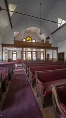 Islelookingback (www.vanishingnewengland.com) Tags: church urbex abandoned urban exploration architecture