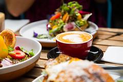 _22A8142 (Jono Cowan) Tags: cafe food melbourne coffee brunch yolk egg breakfast latte
