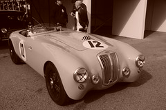 Frazer Nash 1952, HRDC Track Day, Goodwood Motor Circuit (7) (f1jherbert) Tags: sonya68 sonyalpha68 alpha68 sony alpha 68 a68 sonyilca68 sony68 sonyilca ilca68 ilca sonyslt68 sonyslt slt68 slt sonyalpha68ilca sonyilcaa68 goodwoodwestsussex goodwoodmotorcircuit westsussex goodwoodwestsussexengland hrdctrackdaygoodwoodmotorcircuit historicalracingdriversclubtrackdaygoodwoodmotorcircuit historicalracingdriversclubgoodwood historicalracingdriversclub hrdctrackday hrdcgoodwood hrdcgoodwoodmotorcircuit hrdc historical racing drivers club goodwood motor circuit west sussex brown white sepia bw brownandwhite