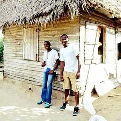 Casa de nuestra Cultura Garifuna (Derick Bernardez) Tags: cultura garifuna