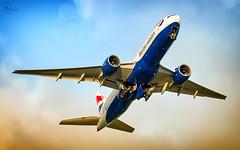 British Airways | G-VIIW | Boeing 777-236ER | BGI (Terris Scott Photography) Tags: aircraft airplane aviation plane spotting nikon d750 tamron 70200mm f28 travel barbados jet jetliner british airways 777 200 london