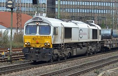 DB 247 016-9 (tubemad) Tags: class 66 247 db euro cargo rail ecr 247016 dusseldorf rath