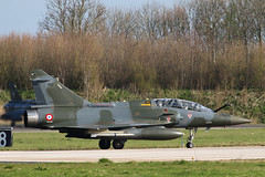 Dassault Mirage 2000D 680 / 3-XM France Air Force (Jarco Hage) Tags: leeuwarden the netherlands air force rnlaf ehlw byjarcohage aviation mil militair militaire airplane aircraft base jet fighter fighters jets exercise frisian flag 2019 dassault mirage 2000d 680 3xm france