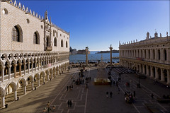 Views of Venice. Piazza San Marco. (atardecer2018) Tags: venice water winter 2018 italy city architecture arquitectura италия архитектура венеция зима