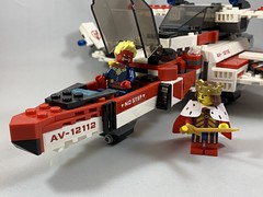 2019-008 - Rock The Casbah (Steve Schar) Tags: sword captainmarvel av12112 avenjet king minifigure lego iphonexs iphone project365 sunprairie wisconsin 2019