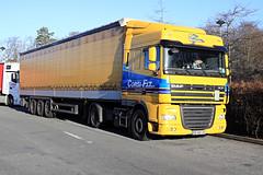 Jan 08 2019 beaconsfield DB 882 KR (F) (jon L1049H) Tags: trucks daf corsifit
