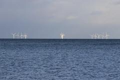 Windenergie II (Elbmaedchen) Tags: windräder windenergy windenergie ostsee balticsea meer sea weite fehmarn katharinenhof schleswigholstein küste ostseeküste windpark offshore offshorewindpark nystedhavmøllepark