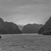 Fjord monochrome