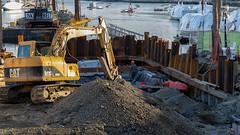 Renovation - 6 (johnarey) Tags: americanboathouse construction camden maine