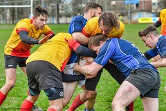 K1D10775 Amstelveen ARC2 v Rams RFC (KevinScott.Org) Tags: kevinscottorg kevinscott rugby rc rfc amstelveenarc ramsrfc apeldoorn 2019